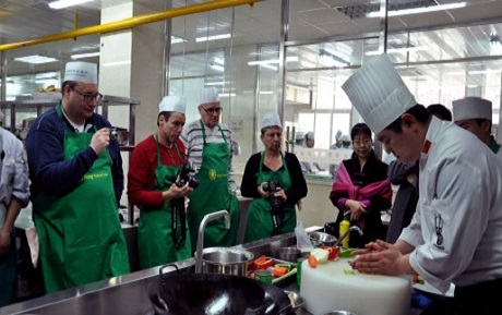 China Cooking Tour